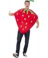 Carnavalskostuum Aardbei outfit