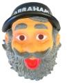 Abraham maskers met hoedjes