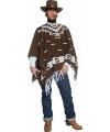Carnavalskostuum Authentieke western cowboy kostuum