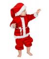 Carnavalskostuum Baby kerst kostuum