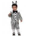 Baby outfit zebra