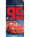 Kinder Cars Lightning handdoek 140 cm