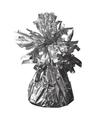 Ballon gewicht zilver 170gr