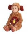 Dierenpak Beren kostuum voor baby's