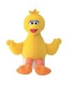 Gele Sesamstraat vogel knuffel 16 cm