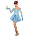 Dames carnavalskleding prinses