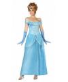 Verkleed jurken voor dames blauw