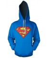 Superman logo capuchon sweater