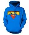 Superman capuchon sweater