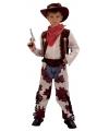 Compleet cowboy kostuum voor kinderen