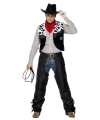 Carnavalskostuum Cowboy kostuum voor heren