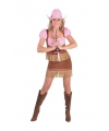 Carnavalskostuum Cowgirl kostuum voor dames