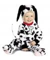 Dierenpak Dalmatier kostuum voor baby's