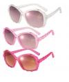 Meisjes zonnebril roze