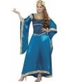 Carnavalskostuum Engelse prinses kostuum