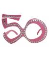 Verjaardag Feest bril 50 jaar