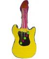 Gekleurde gitaren pinata 79 cm