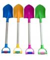 Gekleurde vakantie speelgoed schepjes