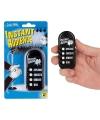 Kinderspeelgoed button met publiek geluiden