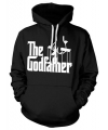 The Godfather capuchon sweater