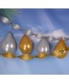 Voordeelset gouden en zilveren slingers