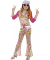 Carnavalskostuum Groovy kostuum voor meisjes