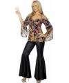 Carnavalskostuum Hippie dames kleding