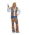Carnavalskostuum Hippie kleding voor mannen