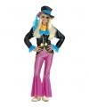 Carnavalskostuum Hippie outfit voor vrouwen