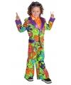 Carnavalskostuum Hippie pak voor jongens