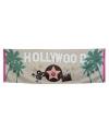 VIP feest Hollywood vlag van polyester
