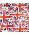 Geschenk papier Union Jack