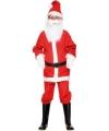Carnavalskostuum Kerstman kostuum voor kinderen