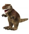 Kinder knuffels T-Rex dinosaurus 30 cm