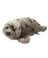 Grijze zeehond pluche 40 cm