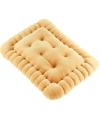 Kussen in koekjes vorm 40 cm