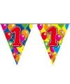 Verjaardag Leeftijd vlaggenlijn 1 jaar 10 meter