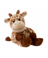 Kinder Magnetron knuffel giraffe Giraffana