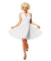 Carnavalskostuum Marilyn Monroe dames jurk