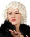 Marilyn pruik Hollywood