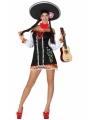 Mexicaanse schone kostuum