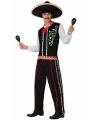 Mexico verkleedkleding heren