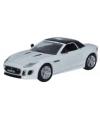 Modelauto Jaguar F-Type wit 1:76