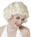 Filmster blonde Marilyn pruik