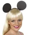 Kinderfeestje Mickey Mouse diadeem