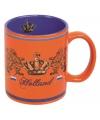 Oranje Holland mok