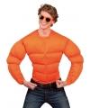 Oranje artikelen Oranje spieren shirt