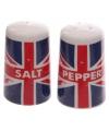 Peper en zout set Union Jack