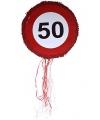 Pinata verkeersbord 50
