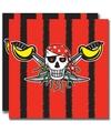 Kinderfeestje Piraten servetten